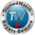 TrustedWatch Buyers Beware Certificate
